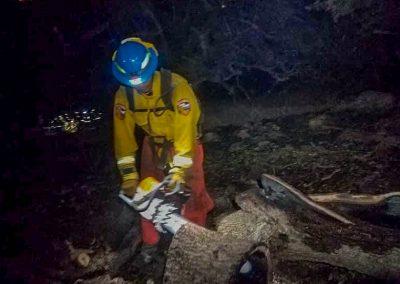 Stockon 1 Delta Fire Crew - Salt Fire 2